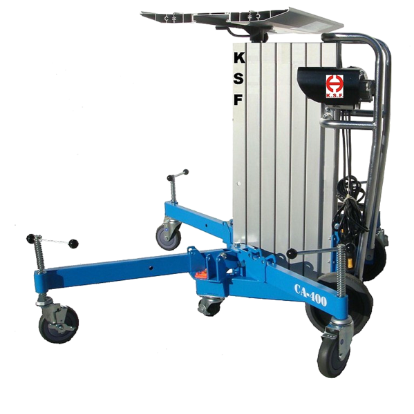 CM340 - CM520 - CA400 - Electric portable lifter - Direct from ...